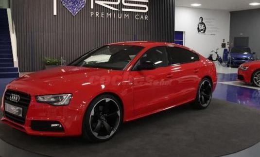 Audi a5 sportback 2.0 tdi clean d 190cv quat str 5