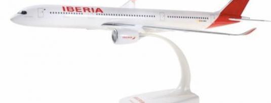Avión airbus a350 iberia 1:200