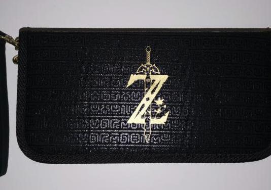 Bolsa de transporte the legend of zelda