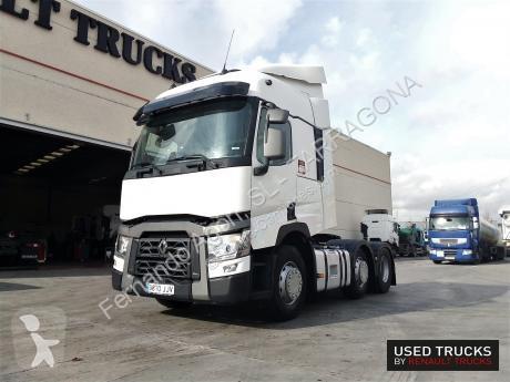 Cabeza tractora renault estándar trucks t diesel euro 6