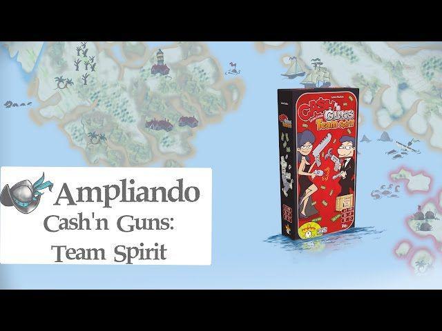 Cash 'n guns exp: team spirit