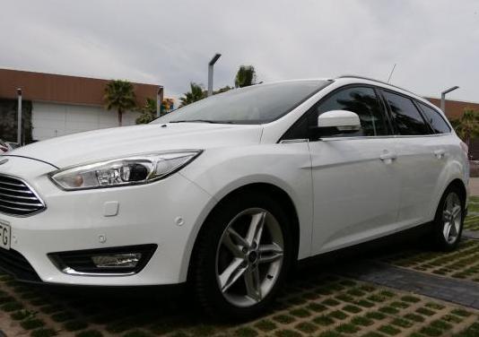 Ford focus 1.6 tdci 115cv titanium sportbreak