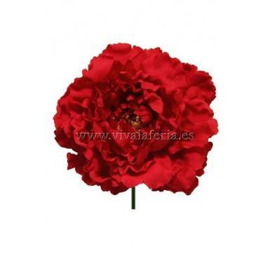 Flor peonia