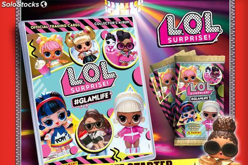 L.o.l. surprise 8992. álbum glamlife.