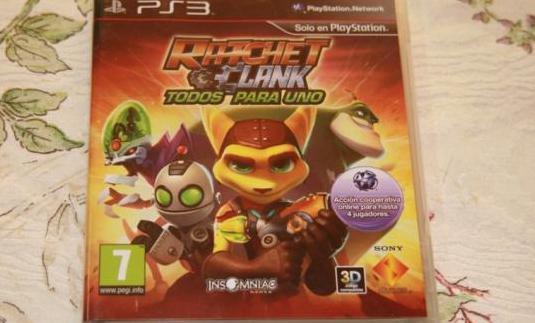 Lote 2 videojuegos multijugador ps3