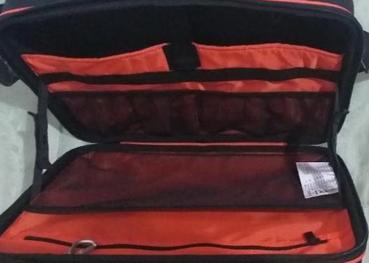 Mochila transporte xbox one pc portátil