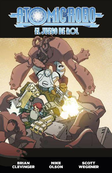 Mundo fate: atomic robo
