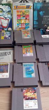 Nintendo nes region free, 1 mando, 38 juegos pal