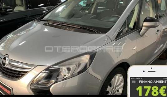 Opel zafira tourer 2.0 cdti ss excellence 5p.