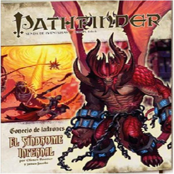 Pathfinder - concejo de ladrones 4: el síndrome infernal