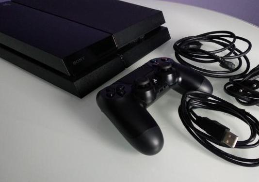 Play station 4, 500gb y 11 juegos!