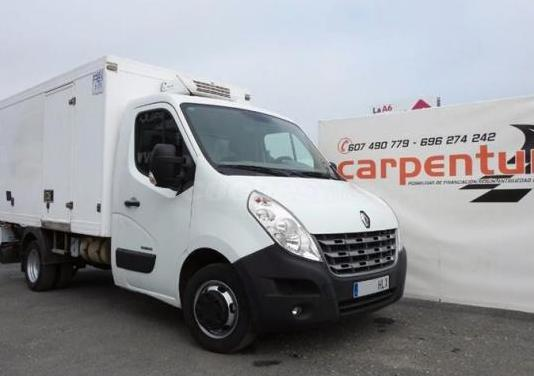 Renault master chasis cabina t l3 3500 dci 125 e5