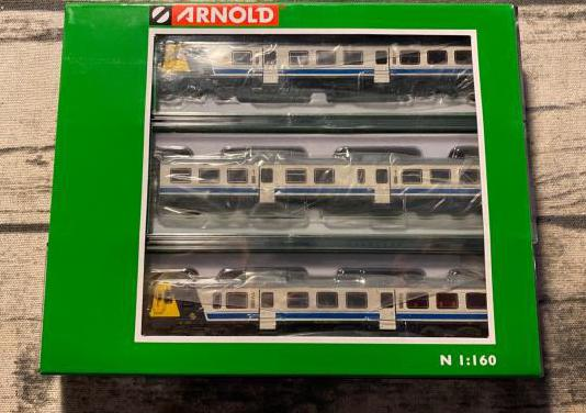 Renfe 592 arnold hn2411s digital sonido