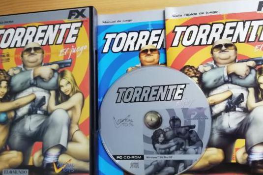 Torrente: el juego - juego pc