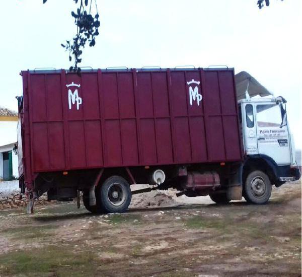 Transporte de ganado en cuenca