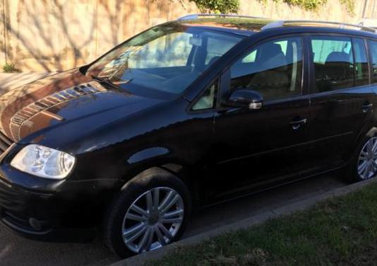 Volkswagen touran 2.0 tdi 140 highline