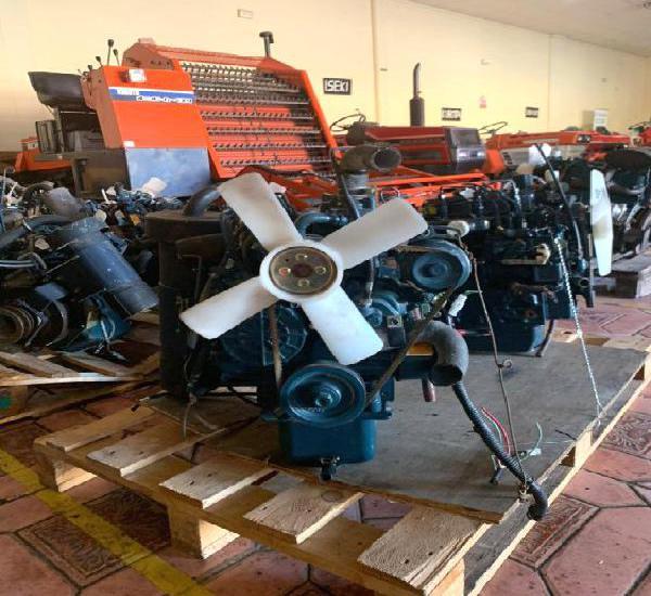 Venta de motor kubota d1005 3ccl en valencia