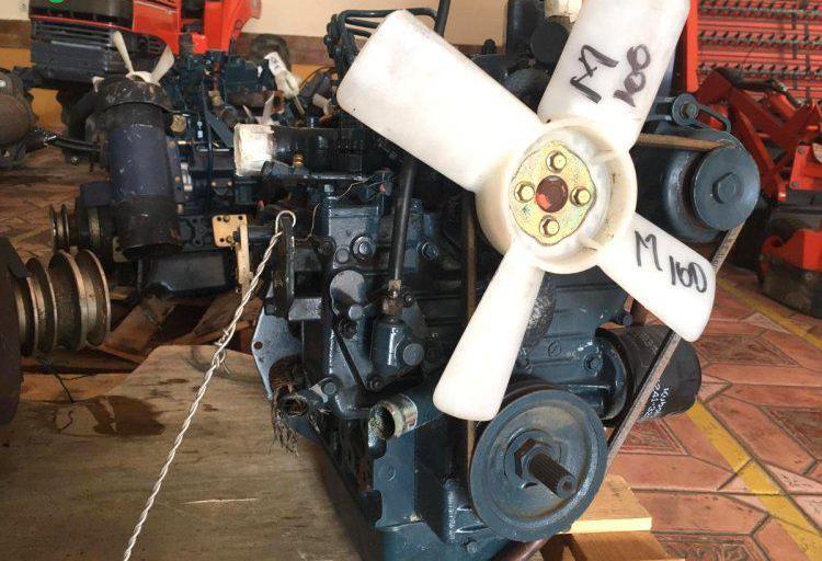 Venta de motor kubota d850 3ccl en valencia