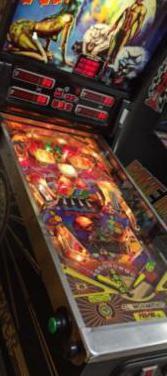 Compro maquinas recreativas pinball