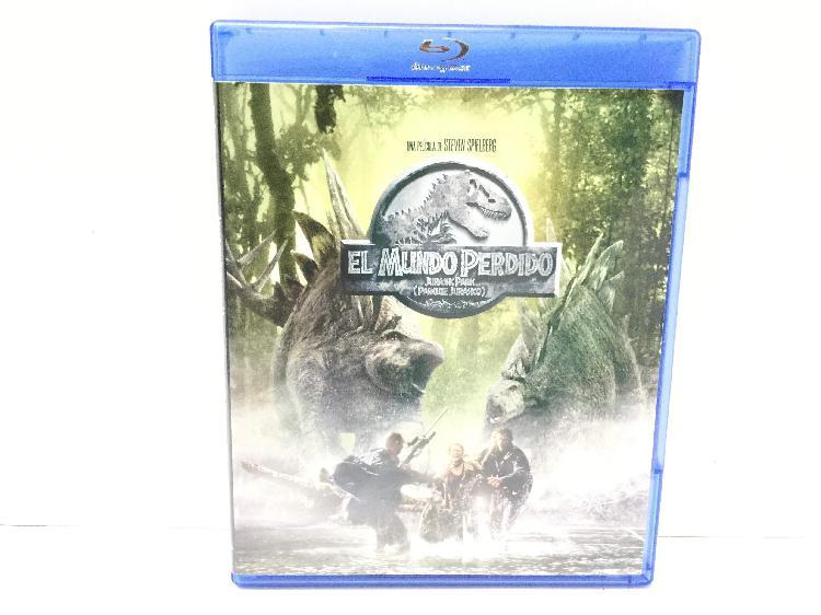 Jurassic park el mundo perdido