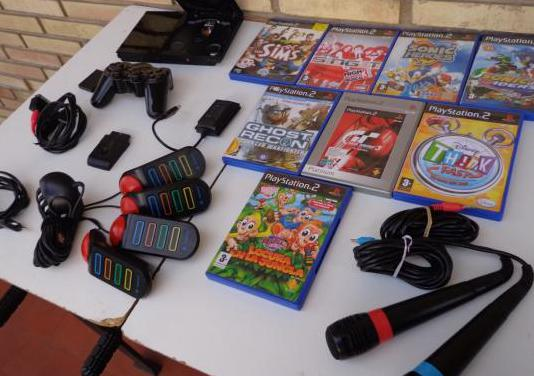 Locura en jungla singstar ps2 manta no negocio