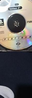 Tekken 2 playstation 1 ps1 psone psx