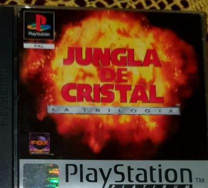 Trilogía jungla de cristal playstation