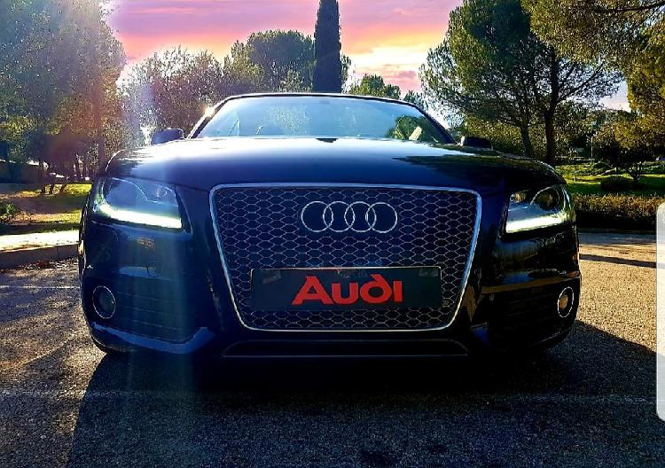Audi a5 cabrio sline