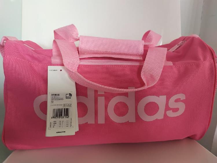 Bolsa deporte adidas rosa