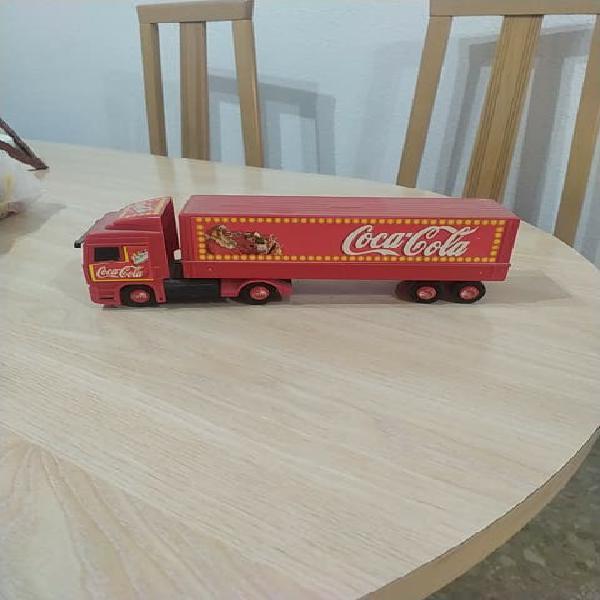 Camión coca cola