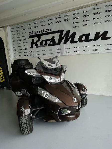 Can am spyder rt limited 2012