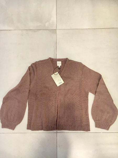 Chaqueta niña rosa gocco t 11-12