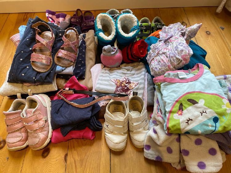 Completisimo pack ropa niña 2-4 años