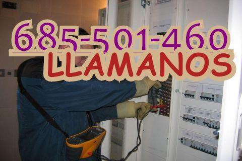 Electricista profesional - instalaciones rap