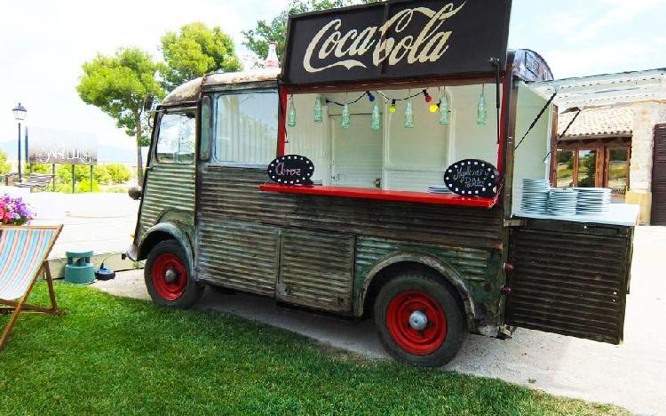 Foos trucks para catering & eventos