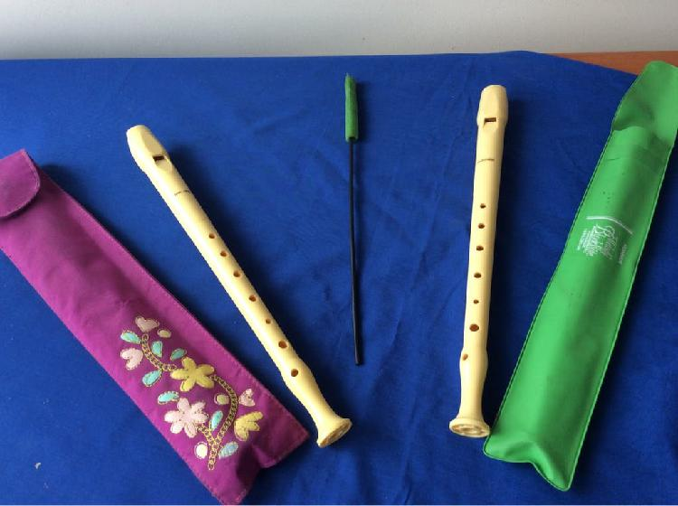 Flauta hohner 9504 de plástico