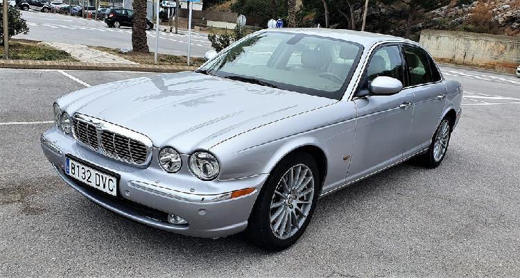 Jaguar xj 3.0 v6 exec. muy cuidado
