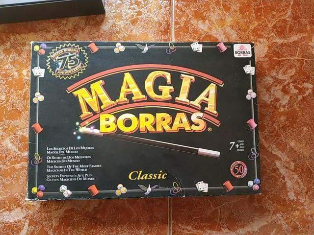 Juego magia borras clasic