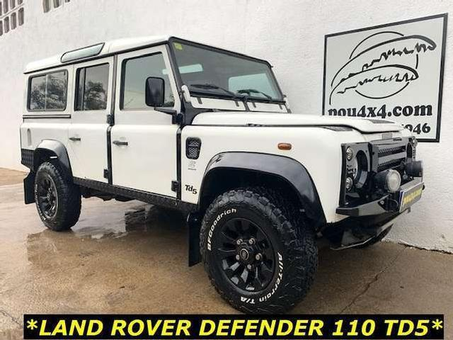 Land rover defender 110tdi county sw '00