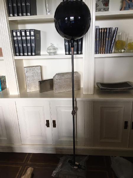 Lámpara nueva