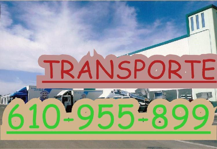Mudanzas y transportes express seriedad y