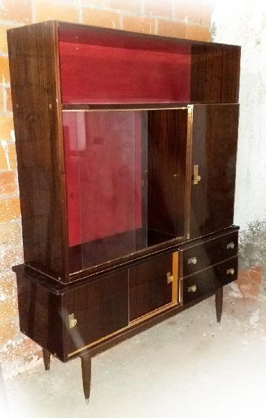 Muebles de salón retro vintage años 60
