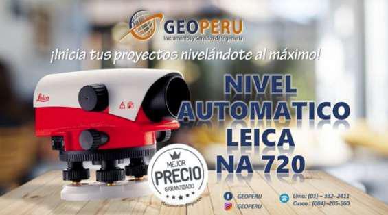 Nivel automatico marca leica modelo na720 en valencia