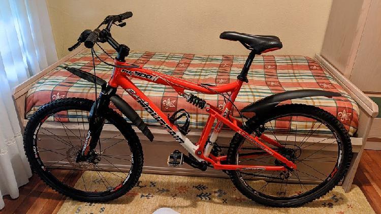 Oferta fin de semana!! mountain bike + accesorios