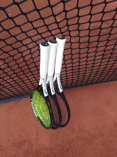 Pack raquetas tenis head graphene speed mp