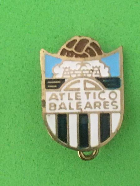Pin escudo fútbol atlético baleares (palma)