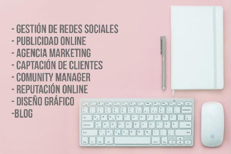 Redes sociales, publicidad y marketing