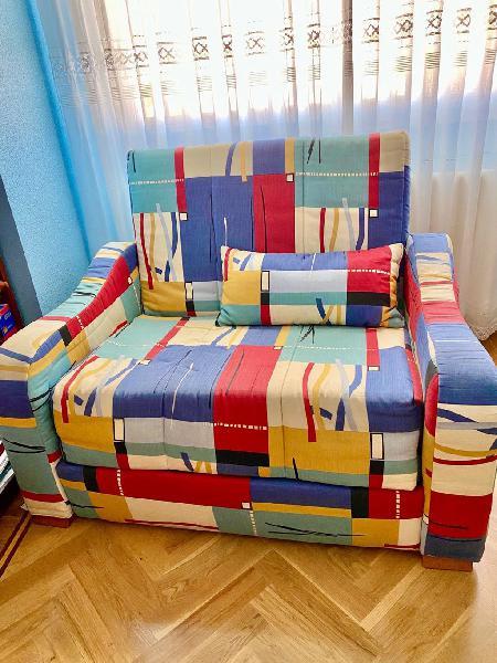 Sofá cama de 90