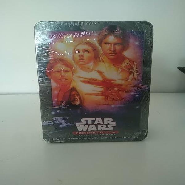 Star wars pocketmodel tcg 30th anniversary collect