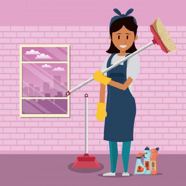 Tareas de hogar limpieza etc